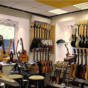 Музыкальные магазины Темрюка
