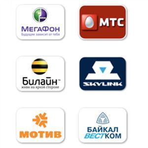 Операторы сотовой связи Темрюка