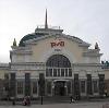 Железнодорожные вокзалы в Темрюке
