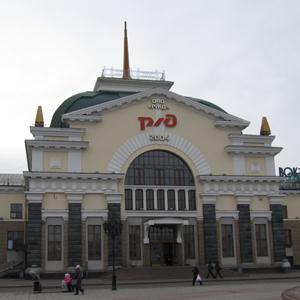 Железнодорожные вокзалы Темрюка